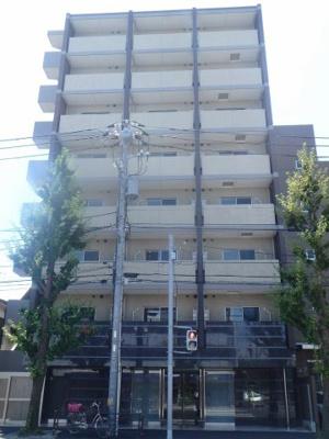 京急大師線「東門前」駅より徒歩10分のマンションです。