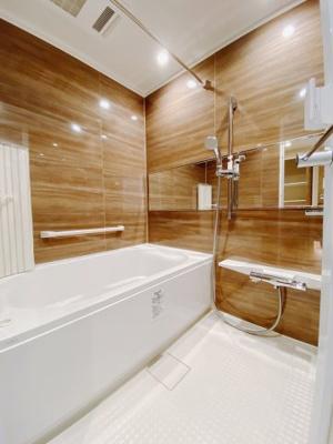 【浴室】マンション広尾台