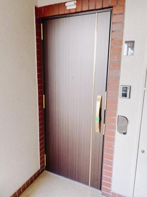【玄関】マンション広尾台