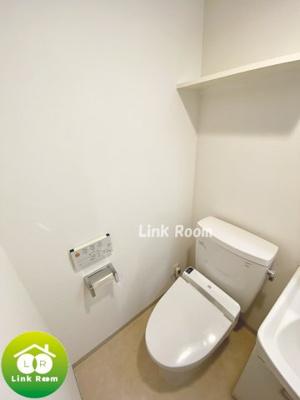 【トイレ】レオーネ清澄白河