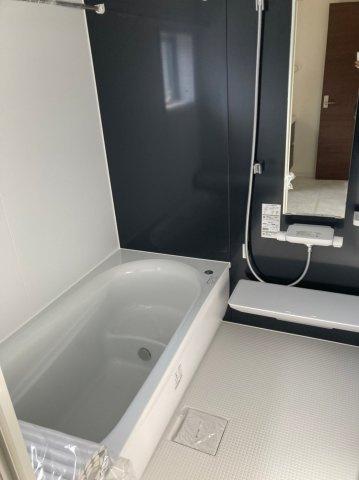 【浴室】リーブルガーデン糸島市波多江駅南第2 4DLK