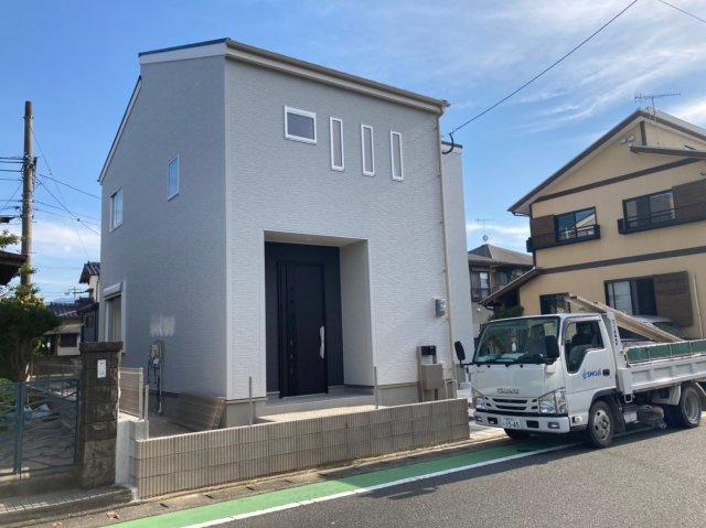 【外観】リーブルガーデン糸島市波多江駅南第2 4DLK