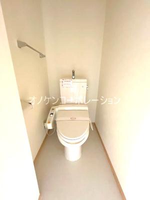 【トイレ】ヒルサイドテラスC棟