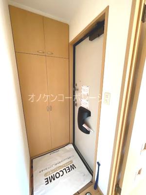 【玄関】ヒルサイドテラスC棟