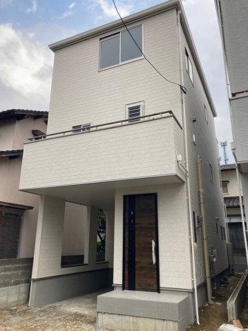 【外観】リーブルガーデン糸島市荻浦第六 2号棟 3SLDK