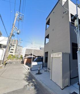【外観】名古屋市北区上飯田南町1丁目一棟アパート