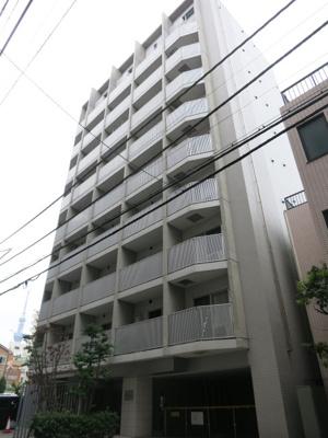 【外観】ニューシティアパートメンツ蔵前