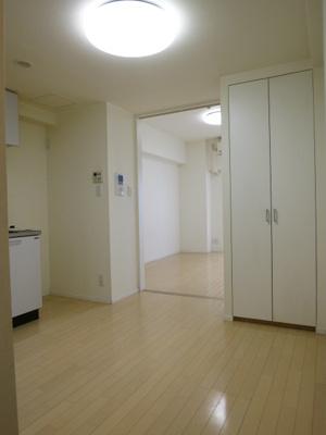 【居間・リビング】ニューシティアパートメンツ蔵前
