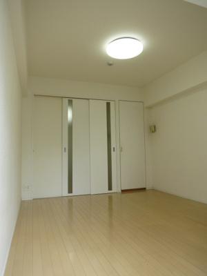 【寝室】ニューシティアパートメンツ蔵前