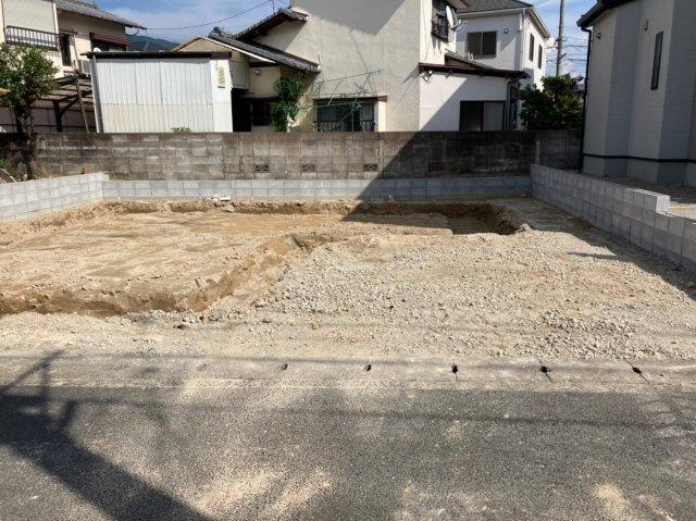 【外観】リーブルガーデン早良区内野第七 オール電化住宅