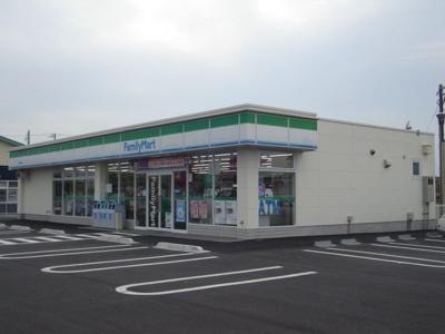 ファミリーマート神栖平泉店まで50m