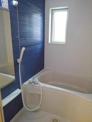 【浴室】クレストMリバー