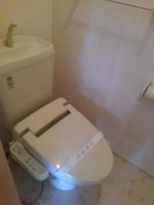 【トイレ】クレストMリバー