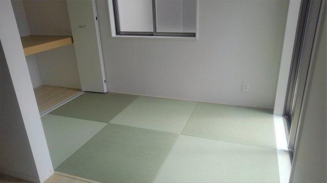 1階にある畳スペースです。