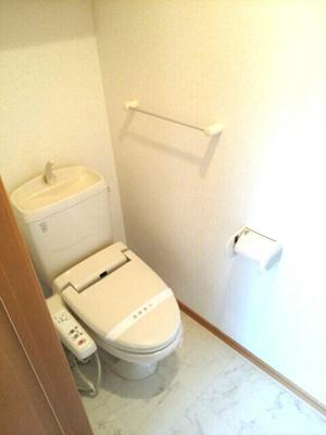 【トイレ】サンファミールⅡA
