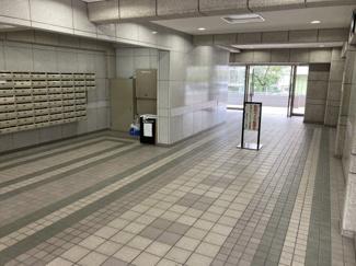 【エントランス】戸田第一スカイハイツ