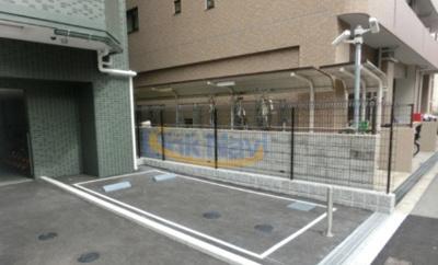 【駐車場】プレサンス江戸堀