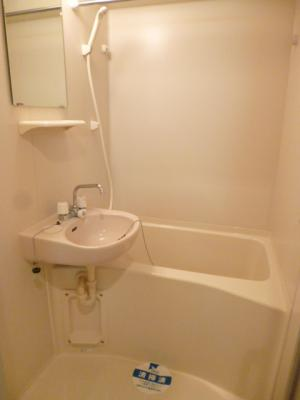 【浴室】スカイコート板橋第3