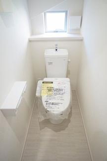 トイレは2か所ございます