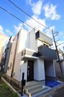 【外観】中央区鈴谷5丁目新築戸建て~駅近~