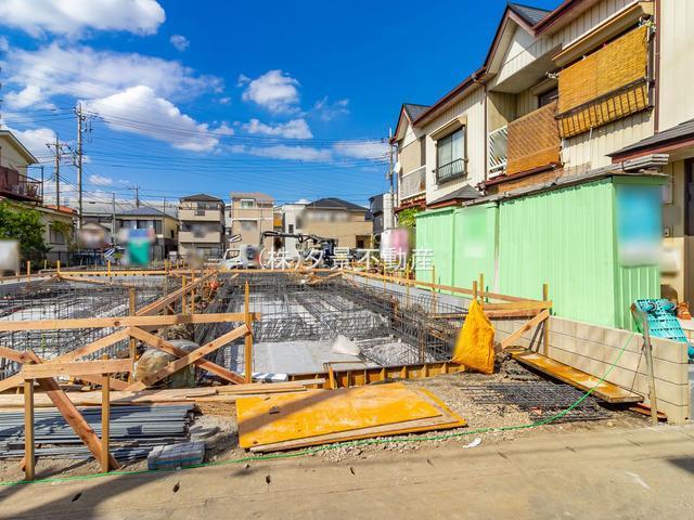 【外観】川口市芝塚原1丁目13-16(5号棟)新築一戸建てクレイドルガーデン