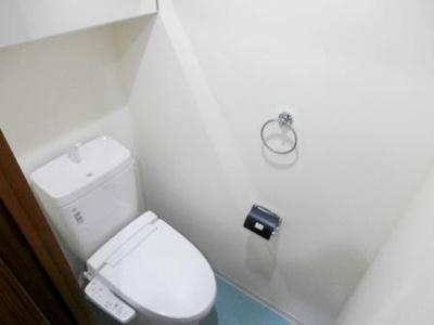 【トイレ】シエルブルー
