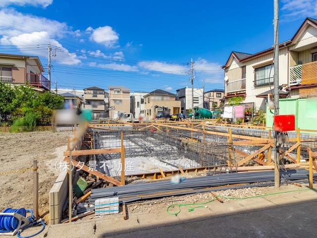【外観】川口市芝塚原1丁目13-16(6号棟)新築一戸建てクレイドルガーデン