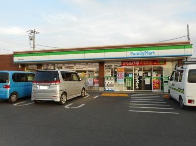 ファミリーマート駅家町中島店まで130m
