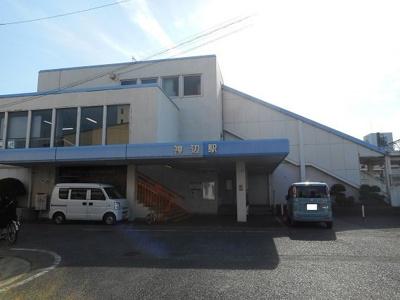 JR神辺駅まで1000m