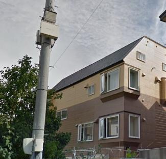 【外観】札幌市西区琴似四条3丁目一棟アパート