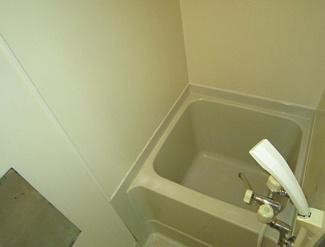 【浴室】札幌市西区琴似四条3丁目一棟アパート