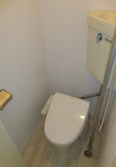 【トイレ】札幌市西区琴似四条3丁目一棟アパート