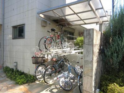 駐輪スペース・グランベール