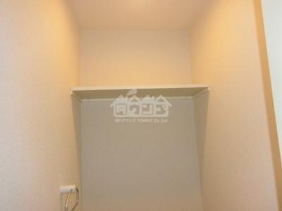 トイレの上棚・グランベール