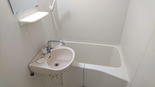【浴室】レオパレスドルフ