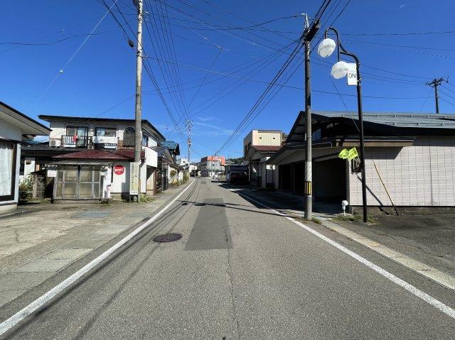 【周辺】大仙市 協和境 住宅用地250万円 解体更地渡し物件
