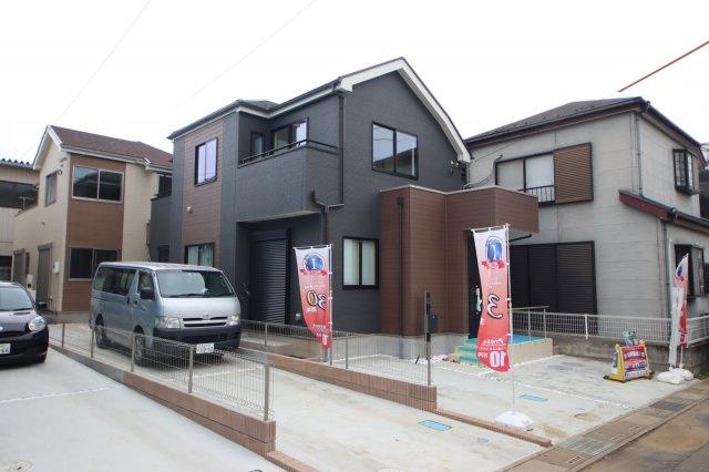 川口市大字安行領家715-1(B号棟)新築一戸建てハートフルタウン