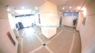 【エントランス】ディナスティ東大阪センターフィールド