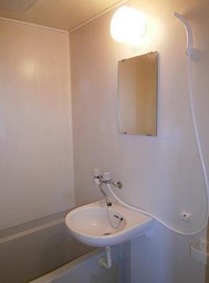 【浴室】ハイツヤスハラ
