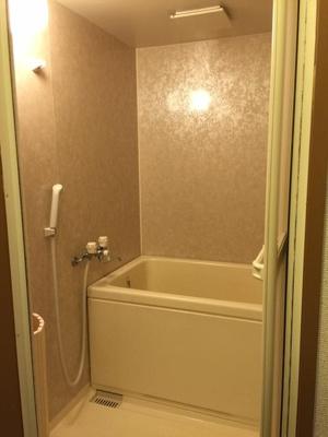 【浴室】コーポラス伏見
