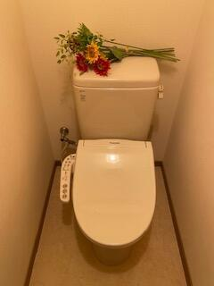 【トイレ】コーポラス伏見