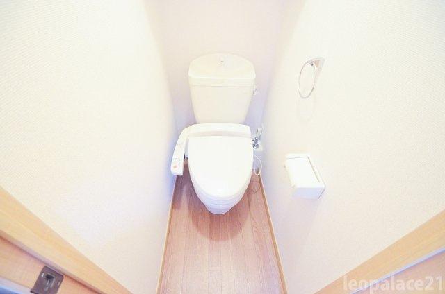 【トイレ】レオパレス拝島町Ⅱ