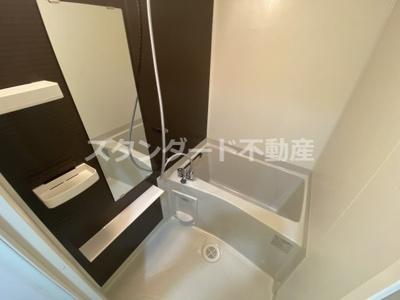 【浴室】ミラージュパレス新梅田Rio