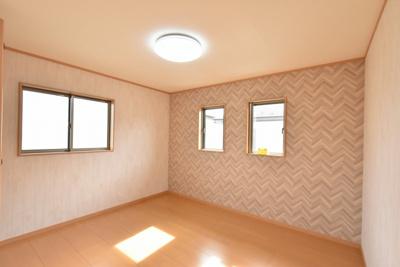 2階7帖の洋室
