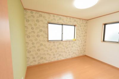 2階6帖の洋室