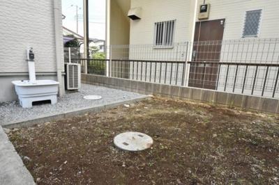 【庭】北本市東間7丁目 中古一戸建て住宅