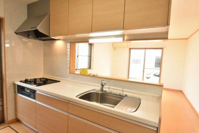 【キッチン】北本市東間7丁目 中古一戸建て住宅