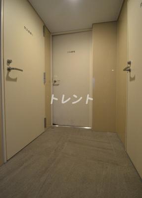 【その他共用部分】パークナードフィット東中野