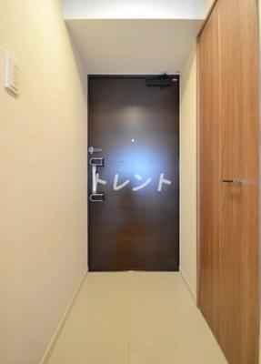 【玄関】パークナードフィット東中野