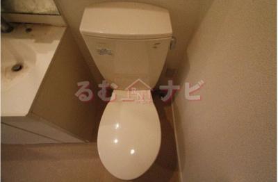 【トイレ】オリーブ・コーポ